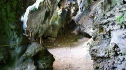 Caverna El Indio - Interior