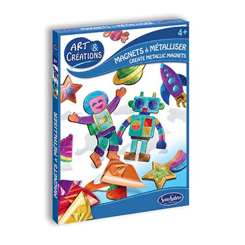 Art & Créations Magnets ou Tableaux à Métalliser