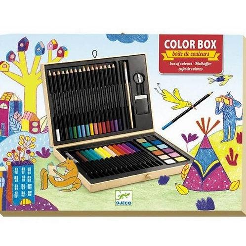 """Boîte de couleurs personnalisable: """"classique"""" ou """"Pour les Petits"""""""