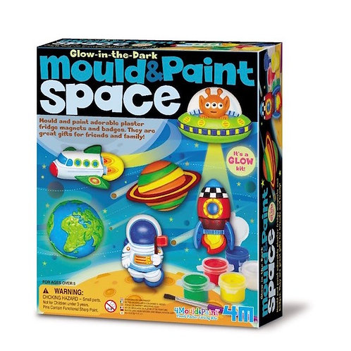 Kit Moulage à Peindre Espace ou Hiboux