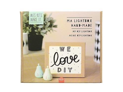 Kit LightBox à messages