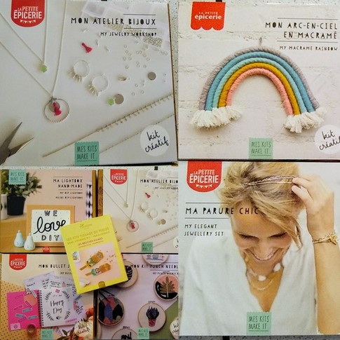 Kits Créatifs La Petite Epicerie