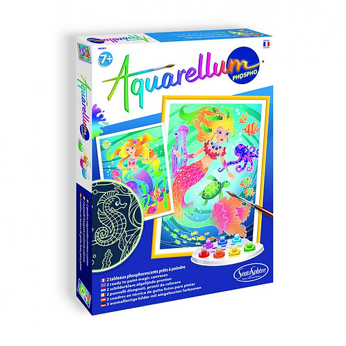 Coffret Aquarellum phosphorescent