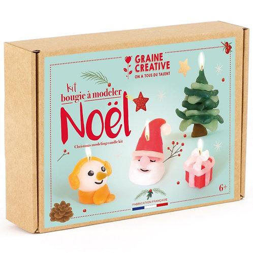 Kit Bougies de Noël