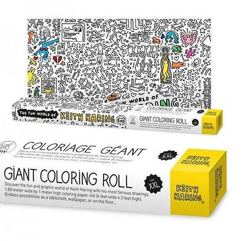 OMY Poster à colorier très grand format