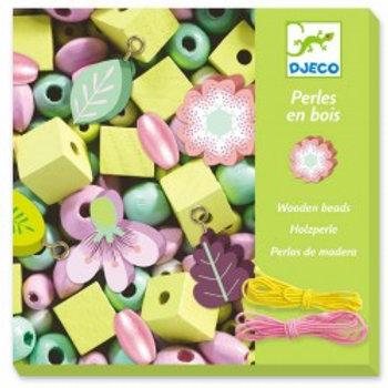 Perles en Bois Djeco 4-8ans