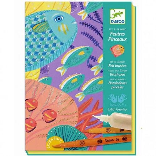 Kits Tableaux Feutres ou Crayons