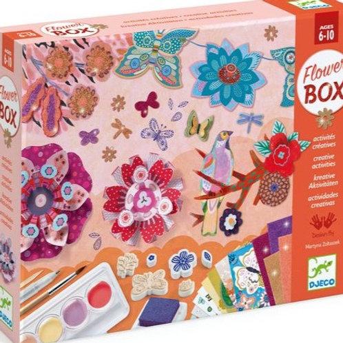 FLOWER BOX: 6 activités en Une