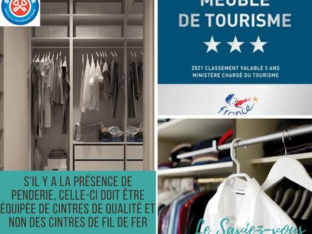 Classer votre location en meublé de tourisme avec Bulle d'air Conciergerie dans le Finistère