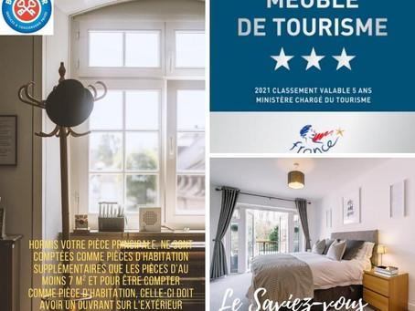 Classer son meublé en meublé de tourisme pour être imposé que sur 29% de vos revenus locatifs