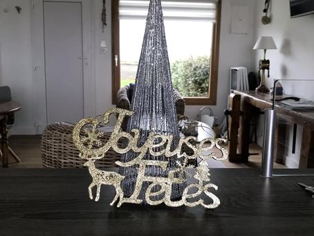 Des vacances de Noël réussies dans le Finistère Sud avec Bulle d'air Conciergerie