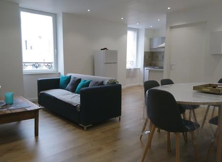 Appartement charmant et cosy à Concarneau