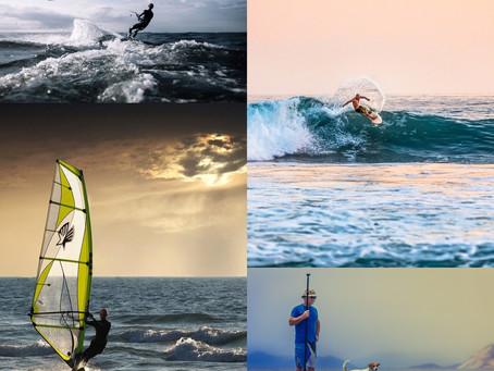 Comment allier sport de glisse et bien se loger à Penhors grâce à Bulle d'air locations saisonnières