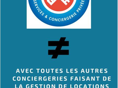 Comment faire la différence entre TOUTES les conciergeries du Finistère Sud