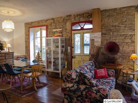 Des vacances à Concarneau dans une demeure au cœur d'un quartier typique de Pêcheur