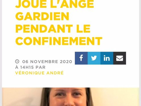 Interview pour Bulle d'air Conciergerie par Océane FM: gestion locations saisonnières et gardiennage