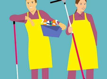 A la recherche d'auto entrepreneur proposant des services de ménage en partenariat avec Bulle d'air