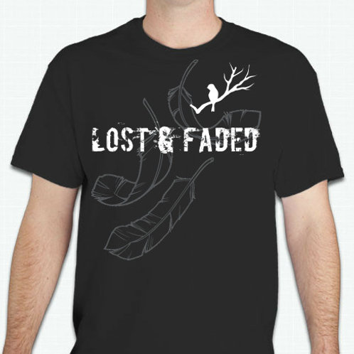 Lost & Faded - This View T-Shirt