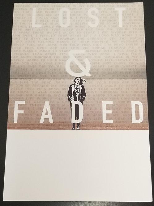 Lost & Faded - Mini Poster