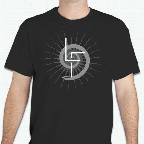 Lost & Faded - Spiral Sun T-Shirt