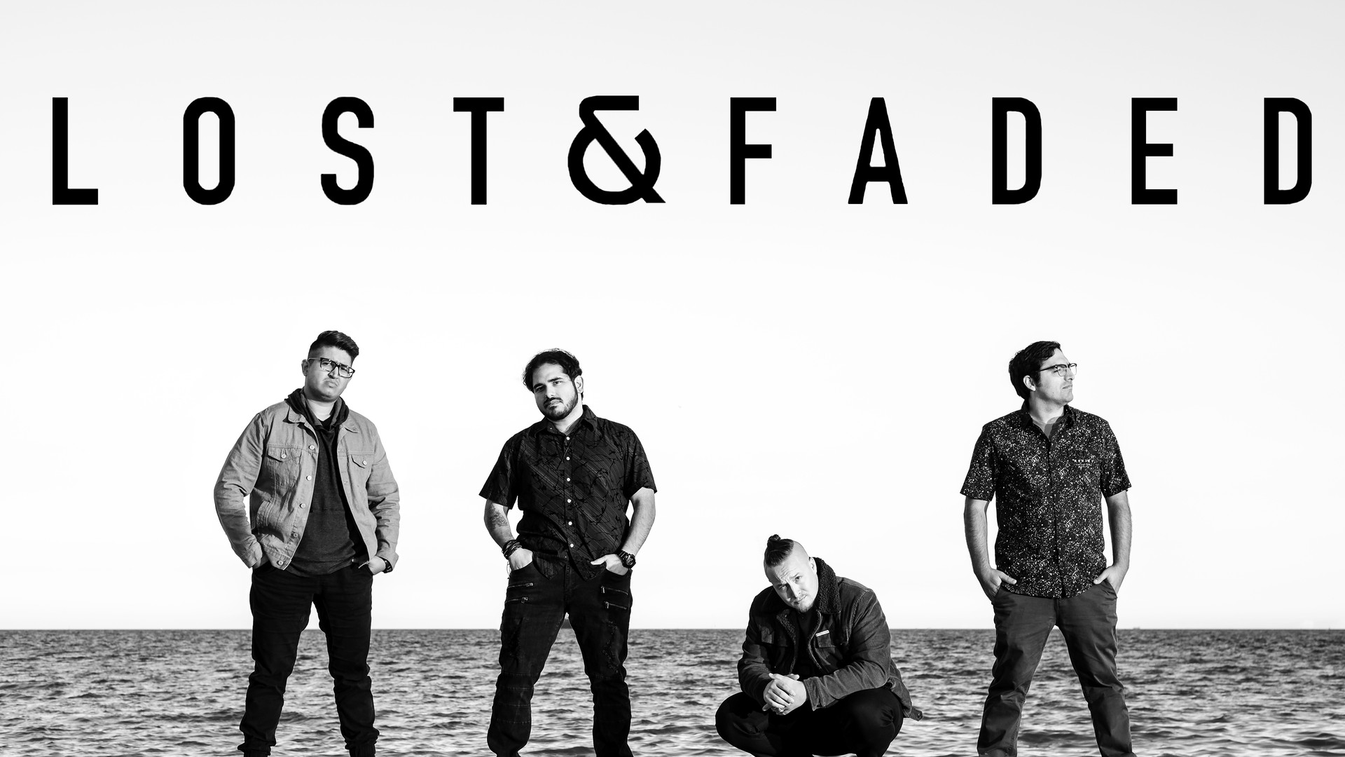 Lost & Faded - Group Photo