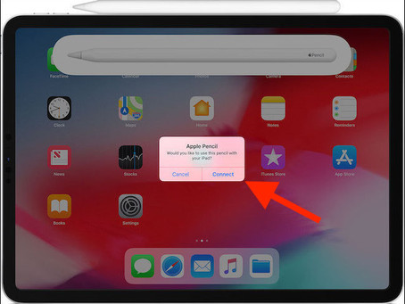 How to Pair and Configure Your Apple Pencil