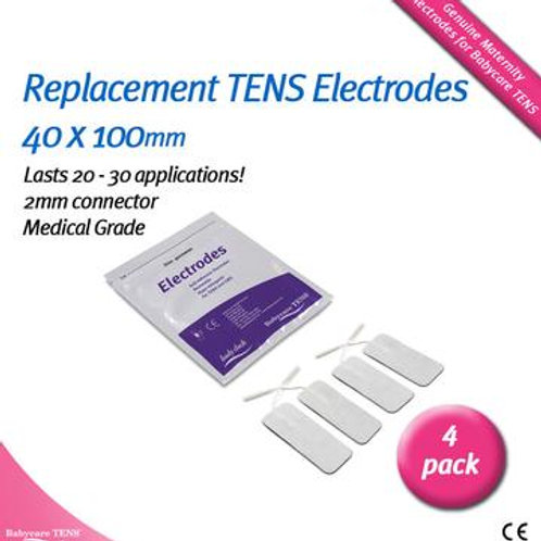 Rectangular or Maternity Electrodes