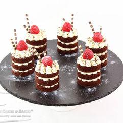 Mini Naked Cakes