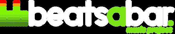 3 beatsabar Logo White.png