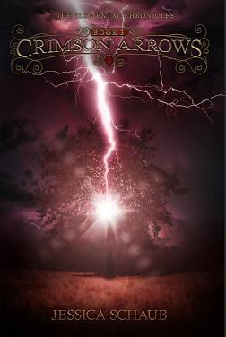crimson arrows ebook cover