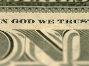 Money- Tools to Keep God's View in View