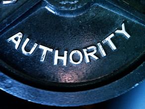 Living Under Authority