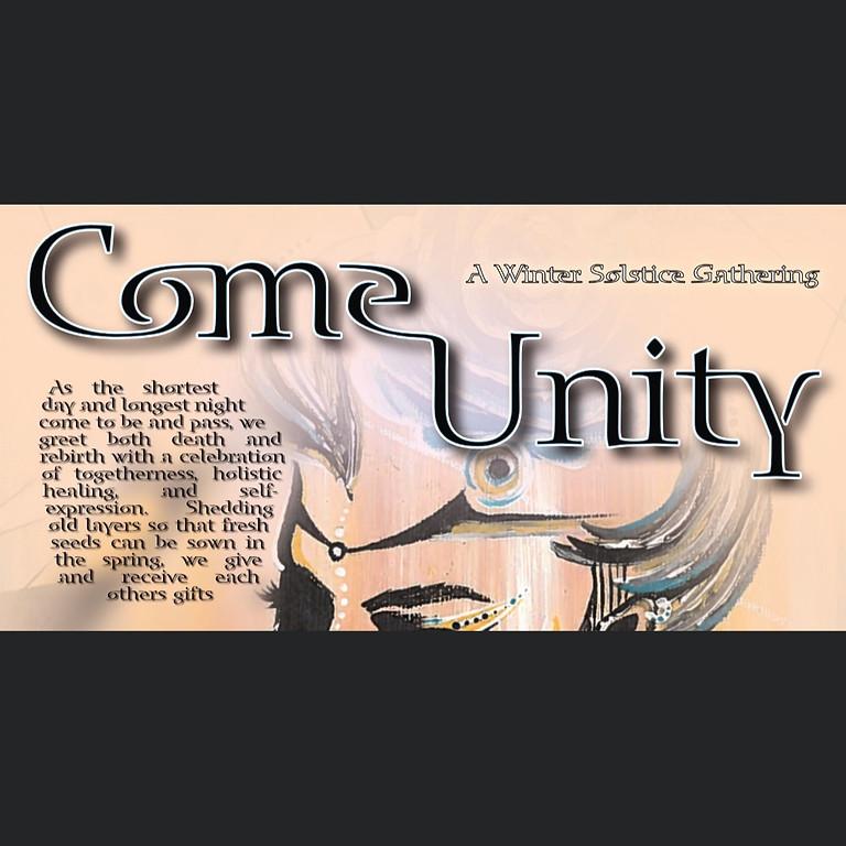 Come Unity: Winter Solstice Celebration