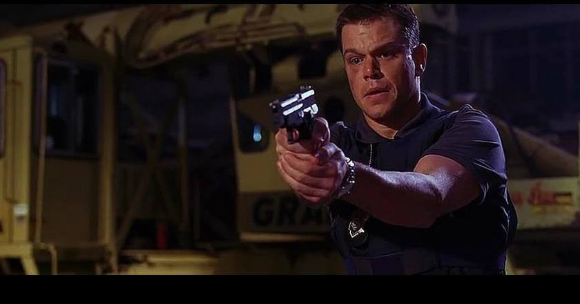 Matt Damon is a Tea Cup Grip Advocate!