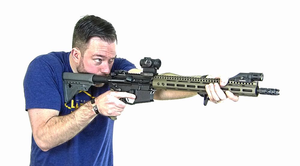Parallax Tactical FFSSR LightWeight M-LOK AR-15 Rail
