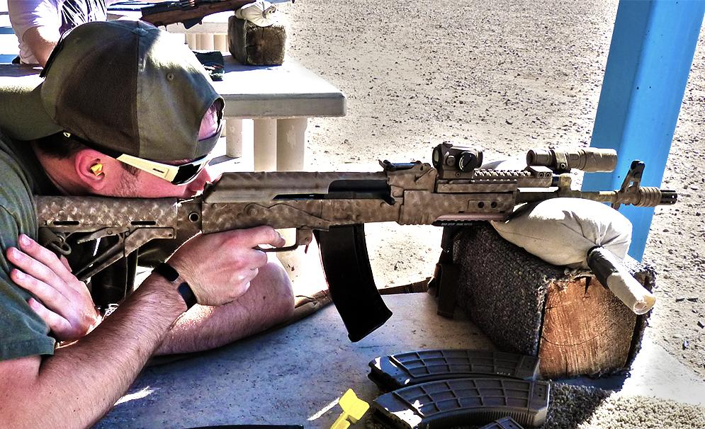 Ultimak AK Scout Rail (AK-47/74)