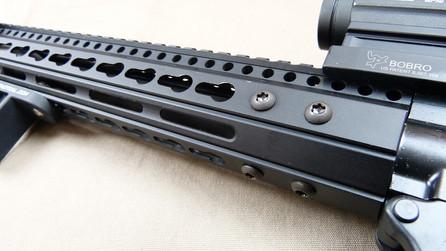Parallax Tactical Keymod AR-15 Rail