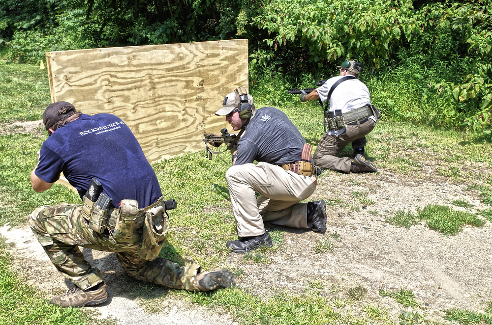 Carbine 201 Course @ Rockwell Tactical w/ Jared Ross