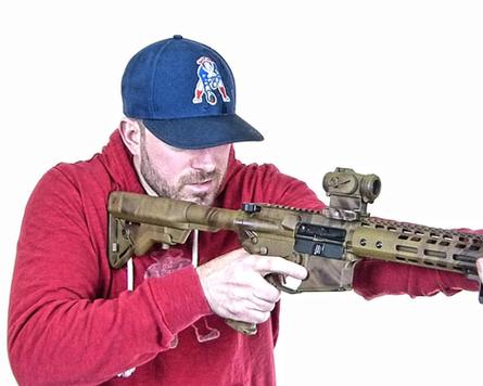 How To Camo/Paint Guns & Rifles