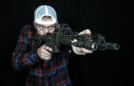 C-Clamp Rifle Grip: Tacticool or Legit?