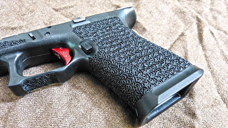 Why Stipple Your Glock?