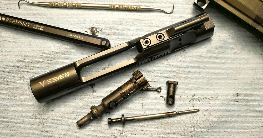 V Seven Weapons Titanium BCG