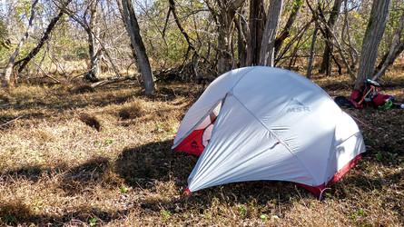 MSR Hubba Hubba NX Tent: First Look