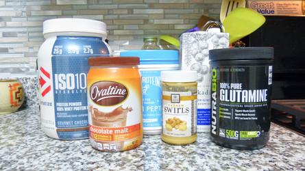 Ovaltine Protein Recovery Shake Recipe!
