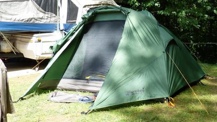 Eureka! Assault Outfitter 4 Tent