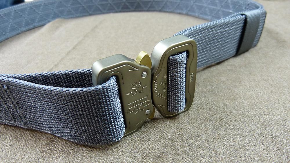 Snake Eater Tactical Cobra Buckle Belt