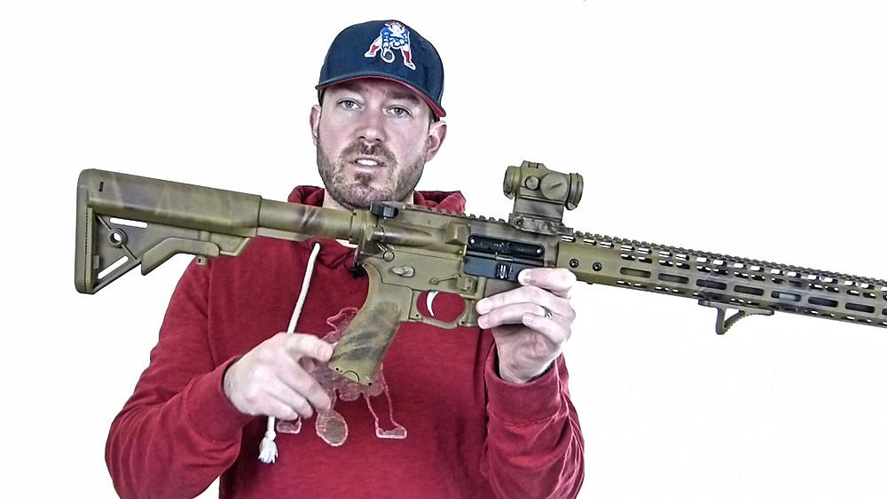 BCM Gunfighter Mod 3 Grip