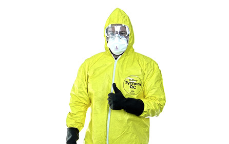The $35 NBC Suit for SHTF! (Nuclear, Biological, Chemical & Epidemic Events)