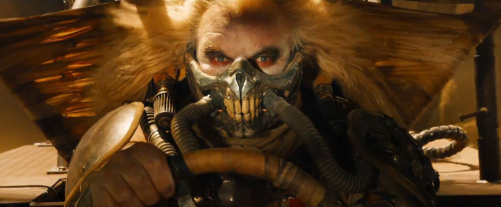 Mad Max: Fury Road (2015), George Miller wrote at age 58!