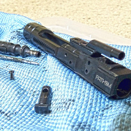 Fathom Arms Enhanced Bolt Carrier Group